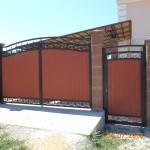 DSCN0066 150x150 Металлические ворота