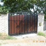 DSCN0099 150x150 Металлические ворота