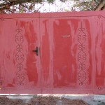 IMG 3829 thumb 150x150 Металлические ворота