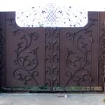IMG 3845 thumb 150x150 Металлические ворота