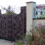 IMG 3850 thumb 150x150 Металлические ворота