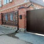 IMG 3869 thumb 150x150 Металлические ворота