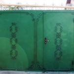 IMG 3894 thumb 150x150 Металлические ворота