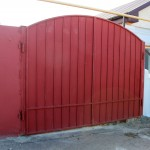 IMG 3896 thumb 150x150 Металлические ворота