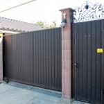 IMG 3968 thumb 150x150 Металлические ворота