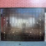 IMG 3972 thumb 150x150 Металлические ворота
