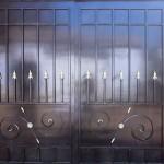 IMG 3973 thumb 150x150 Металлические ворота