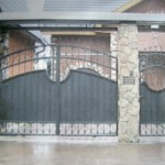 PIC 0140 150x150 Металлические ворота
