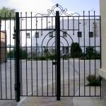 PIC 0141 150x150 Металлические ворота