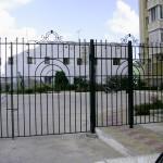 PIC 0142 150x150 Металлические ворота