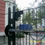 PIC 0389 150x150 Металлические ворота