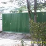 PIC 0398 150x150 Металлические ворота