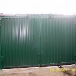 PIC 0437 150x150 Металлические ворота
