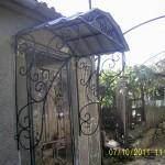 PIC 0489 150x150 Козырьки