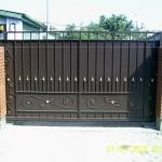 PIC 0576 150x150 Металлические ворота